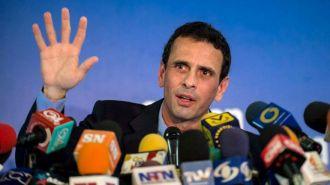 Henrique Capriles confirma que marchará el #30M