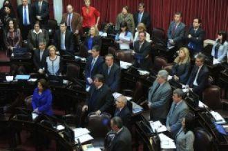 El Senado debate las leyes de puesta en marcha del Código Procesal Penal