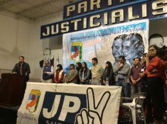 Asumieron nuevas autoridades en la Juventud Peronista