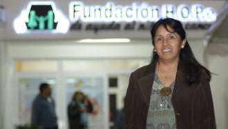 Guadalupe Colque sería funcionaria municipal