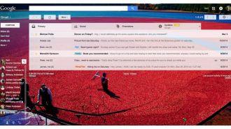 Gmail sumó nuevos temas y emojis