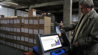 Expectativa porteña por el uso del voto con boleta electrónica