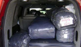 Detienen a tres salteños por contrabando en Santiago del Estero