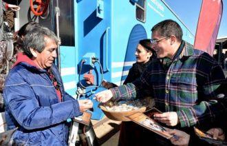 El Tren a las Nubes recibió la distinción Marca País Argentina