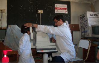 Campaña nacional para prevenir ceguera en pacientes diabéticos